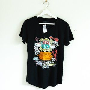 NWT Friends Graphic Tee